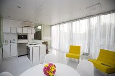v2 prefab microhome kitchen