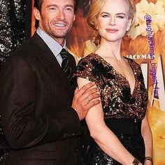 Hugh Jackman and Nicole Kidman ❤ #thehughjackman #hughjackman #actor #hollywood #australian #sexiestmanalive #musical #dancer #singer #talent #famous #unbeatable #beautiful #goodlooking #cool #warmhearted #friendly #attractive #nicolekidman #australia #famouspeople #smile #stylish
