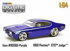 Pontiac GTO Judge '69 jada - Google Search