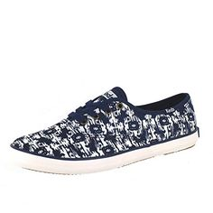 CHAMPION IKAT BLUE WOMENS FASHION SNEAKER Size 8M * Be sure to check out this awesome product.