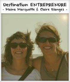 Maina et Claire sont passionnées par les voyages et la mer. Depuis leur collocation à Toulouse en 2006 elles ne se sont plus quittées et leur passion commune les a amenées à se jeter à l'eau pour créer Skippair, un site de croisières innovantes, économiques et collaboratives visant à démocratiser le voyage en mer !