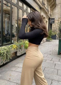 Mode Outfits, Girl Outfits, Fashion Outfits, Look Fashion, Girl Fashion, Mode Kylie Jenner, Elegantes Outfit, Body Inspiration, Cute Casual Outfits