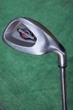 Callaway Golf Big Bertha Sand Wedge - used golf club #Callaway