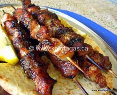 Souvlaki (Σουβλάκι) - Kalofagas - Greek Food & Beyond