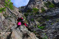 Via Ferrata Valle, Straumsfjellet
