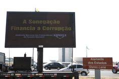 Sonegômetro em Brasília, outubro de 2014