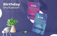 Khaled Birthday Party - Invitation You Are Invited, Corporate Identity, Print Templates, Text Color, Birthday Party Invitations, Card Sizes, Card Templates Printable, Branding, Visual Identity