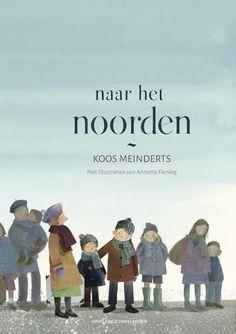 75/52 Koos Meinderts - Naar het noorden. Mooi verhaal, gebaseerd op de kinderuitzendingen tijdens de hongerwinter 1944-1945.
