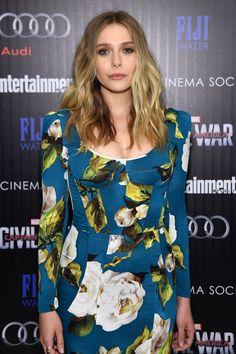 Elizabeth Olsen - Check eye cream reviews on social media: http://imgur.com/a/UUw3V