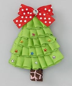 Take a look at this Tree Clip by The Hair Candy Store on #zulily today! by pat-75