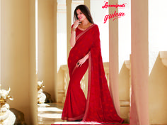 Browse this Amazing Maroon Chiffon Saree with Embroidery Stone work along with Maroon Color Brocade Blouse as well as Fancy Lace border online at www.laxmipati.com Limited stock! 100% Genuine products! #Catalogue #GULNAR Price - Rs. 2577.00 Visit for more designs@ www.laxmipati.com #GaneshChaturthi #GaneshChaturthi2016 #Ganesh #Monsoon #Shopping #Shoppingday #ShoppingOnline #Fashionstyle #ReadyToWear #OccasionWear #Ethnicwear #FestivalSarees #Fashion#Fashionista #Couture…