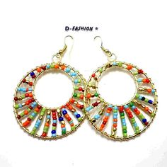 fashion earrings cost rs 60 only - shipping