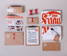 Unique Branding Design, The Snow Man @holasoyjorge #Branding #Design (http://www.pinterest.com/aldenchong/)