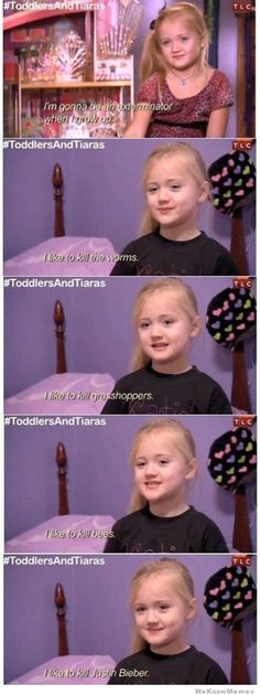 Finally Some Intelligence From Toddlers And Tiaras