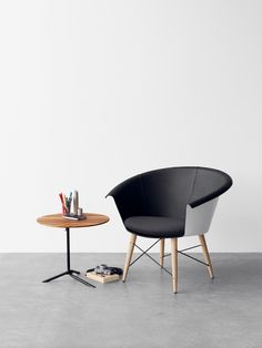 Captain Grace design Elegant Furniture Duo by Jangir Maddadi: Captain Chair and Grace Collection