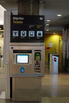 Cómo usar el transporte público en la ciudad de Estocolmo.