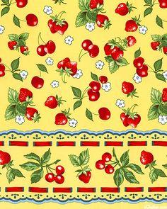 #cherries #pattern #motif