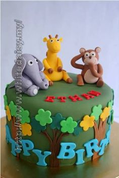 cake for 1 year old boy