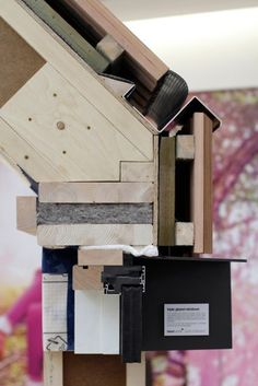 Dwelle bouwdetails is part of architecture House Farmhouse Courtyards - Dwelle construction detailing Dwelle bouwdetails Roof Design, House Design, Roof Detail, Timber Cladding, Roof Architecture, Wood Construction, Construction Business, Construction Birthday, House In The Woods