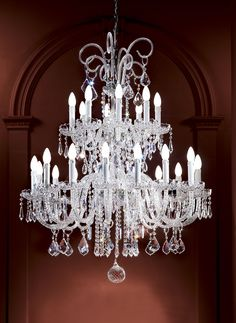 A fabulous lead crystal chandelier in the traditional English style with lead crystal pendants. This is a very impressive chandelier! http://www.italian-lighting-centre.co.uk/crystal-glass-chandeliers/classic-light-lead-crystal-englishstyle-canopy-chandelier-p-1128.html#.VTdv0ZNSJs0