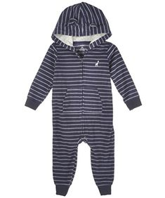 Infant Boys IZOD $40 3pc Long Sleeve One Piece w// Pants Set Sz 0//3M 6//9M