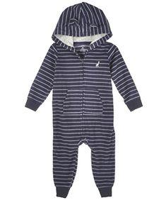 Carter's Striped Hooded Romper (Baby) - Navy-6 Months Carter's http://www.amazon.com/dp/B00MED8PEO/ref=cm_sw_r_pi_dp_Qx3Avb143TK70