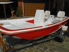 Barca dory 13 svago- bassboat