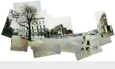 enric miralles collage