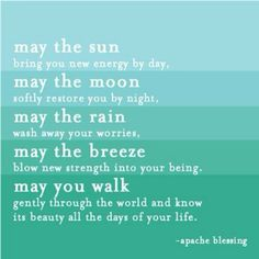 May the rain wash away your worries!