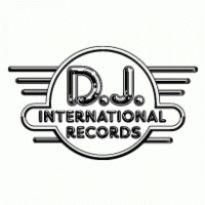DJ International Records Logo. Get this logo in Vector format from http://logovectors.net/dj-international-records/