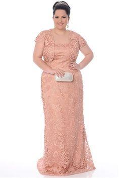 23 vestidos de festas para mulheres plus size                              …