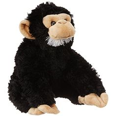 "Wild Republic Cuddlekin Baby Chimp 12"" Plush *** Want additional info? Click on the image. (This is an affiliate link) #Puppets"