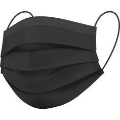 Černá jednorázová rouška ze 3 vrstev netkané textilie: 100% polypropylen + 100% meltblown + 100% polypropylen. Černá rouška Lagrada je vyrobena z prodyšných materiálů, bakteriální filtrační účinnost více než 98 % (testováno dle EN 14683:2019). Praktické balení v sáčku po 10 ks, 5 sáčků (50 ks roušek) v krabičce. Černá rouška Lagrada zakrývá nos, ústa a bradu pro plnou ochranu a umožňuje přitom snadné dýchání i mluvení. Zamezuje šíření kapének do okolí. Pružné ušní smyčky se snadno přizpůsobí… Peru, 50th, Kate Spade, Bags, Turkey, Handbags, Bag, Totes, Hand Bags