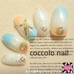 ネイル 画像 coccolo nail コッコロネイル 二ツ杁 1605958
