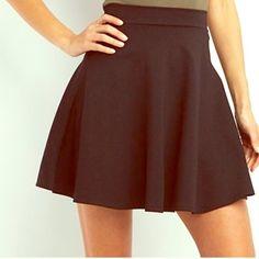50% off bundles Xhilaration• Sz XXL• Black skirt• stretch• Soooo pretty Xhilaration Skirts Circle & Skater