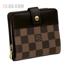 Zipped Compact Wallet N61668