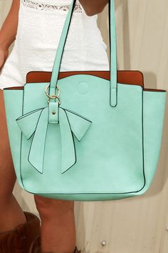 Love You So Purse: Mint  #shophopes