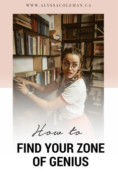 how to find your zone of genius - Alyssa Coleman Business Coach, Business Tips, Online Business, Business Quotes, Internet Marketing, Social Media Marketing, Thing 1, How To Stop Procrastinating, Balance