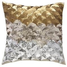 Sparkle Pillow - it's sure to be the most glamorous thing on your bed.