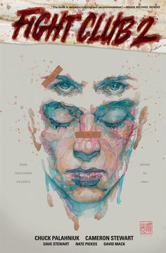 DEAL OF THE DAY Fight Club 2 HC - $26.99 Retail Price: $29.99 You Save: $3.00 Some imaginary friends never go away.Ten years after starting Project Mayhem, he lives a mundane life. A kid, a wife. Pills to keep his destiny at bay. But it won't last long-the wife has seen to that. He's back where he started, but this go-round he's got more at stake than his own life. TO BUY NOW CLICK LINK BELOW http://tomatovisiontv.wix.com/tomatovision2#!comics/cfvg
