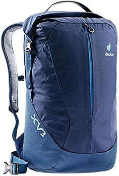 Amazon.com: Deuter XV 3 Backpack, Black: Clothing Notebook Rucksack, Notebook Laptop, Modern Backpack, Tumi, Hiking Backpack, Drawstring Backpack, Athlete, Backpacks, Navy