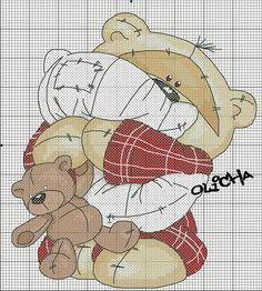 quilting like crazy Cross Stitch For Kids, Cross Stitch Cards, Cross Stitch Baby, Cross Stitch Animals, Cross Stitching, Cross Stitch Embroidery, Embroidery Patterns, Cross Stitch Patterns, Fizzy Moon