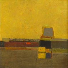 "Saatchi Art Artist Yaryna Shumska; Painting, ""Yellow"" #art"