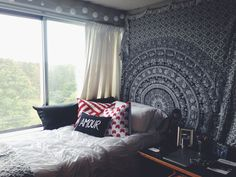 Fuck Yeah, Cool Dorm Rooms — Syracuse University, Booth Hall