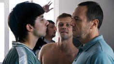 Kirill Emelyanov, Daniil Vorobyov, Olivier Rabourdin, 2013   Essential Gay Themed Films To Watch, Eastern Boys  http://gay-themed-films.com/watch-eastern-boys/