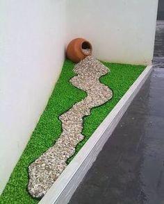 Resultado de imagem para pedras para pcolocar no jardim
