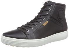 ECCO Soft 7, Men's Trainers: Amazon.co.uk: Shoes & Bags