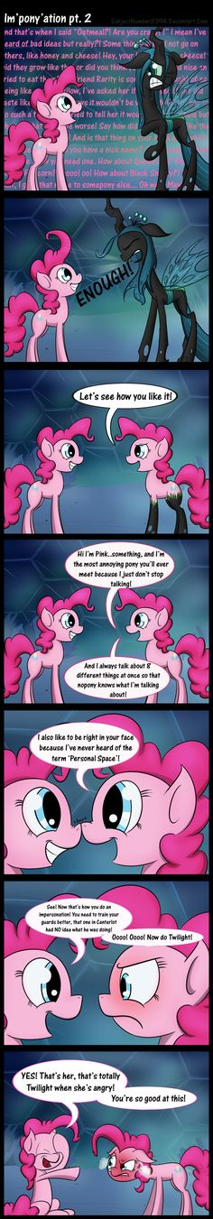 Im'pony'ation pt.2 by *SubjectNumber2394 on deviantART