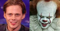 IT Actor Shows How He Perfected His Creepy Pennywise Smile -- Bill Skarsgard is almost more terrifying without makeup as he shows how he crafted his creepy Pennywise smile for IT. -- http://movieweb.com/it-movie-pennywise-smile-video-bill-skarsgard/