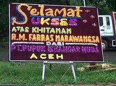 Jalan Teuku Iskandar in Banda Aceh, Aceh